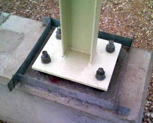 base plate polos